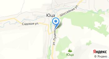 Пятигорская Меховая фабрика Императрица на карте