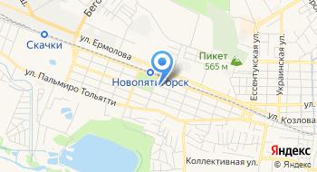 Пятигорская Городская Станция по Борьбе С Болезнями Животных на карте
