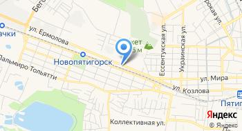 Единый Расчетно-кассовый центр, филиал на карте
