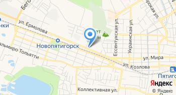 Компания Парадокс на карте