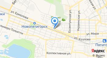 Интерьерный центр Жемчужина на карте