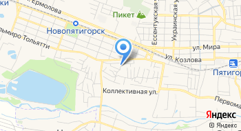 Меховая фабрика Фаворит на карте