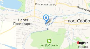 Флекса на карте