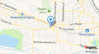 Станция по Борьбе С Болезнями Животных, Городская на карте