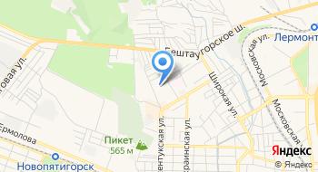 МБДОУ Детский сад №45 Радуга на карте