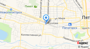 ИП Каныгина Т. г на карте