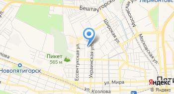 Бассейн Школы №29, МБОУ на карте