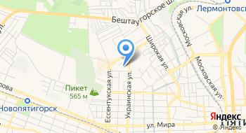 Информационно-туристский центр Визит КМВ на карте