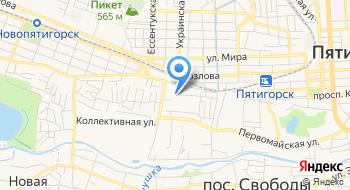 Кавпродконтакт, ИП на карте