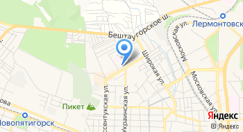 Бештау-2 на карте
