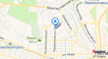 Агентство недвижимости Союз-Риэлт на карте