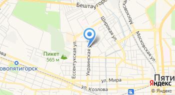 Молодежный-Фото, ИП на карте