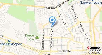 Пекарня Семь Печей на карте