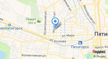 Всероссийское Общество Гемофилии, ОО на карте
