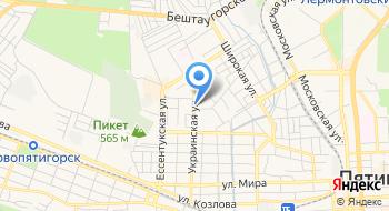 Карандаш, ИП на карте