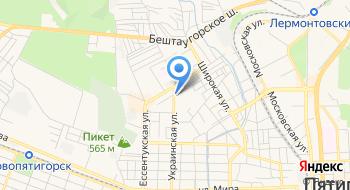 Магазин Винсадского молочного завода на карте