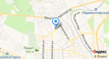СушиЯ (Пятигорск) на карте