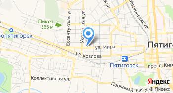 Ресторан Евразия на карте
