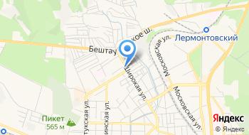 Оборонэнерго, Северо-Кавказский филиал на карте
