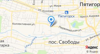 КМВ Сити на карте