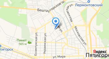 Бистро у Сережи, ИП на карте