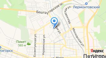 Aservice на карте
