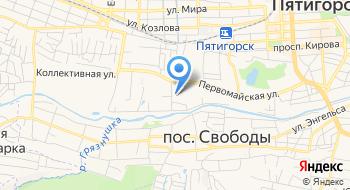 МУП Спецавтохозяйство на карте