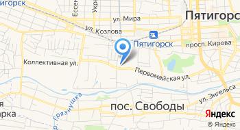Росавтотранс, ФБУ на карте