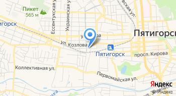 Бюро Медико-Социальной Экспертизы, филиал №27, ФКУ на карте