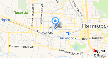 ОКОСК КС Максимыч на карте