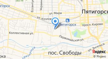Индустрия Отель ресторан кафе и Технологии на карте
