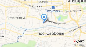 Бондарев А.А. на карте