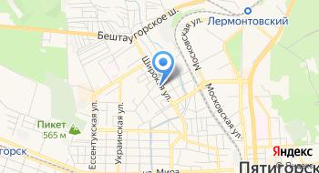 KMV-Quest на карте
