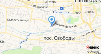 МОУ Бассейн Школы №30 на карте