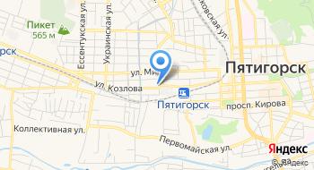 Ставропольское Краевое училище Дизайна, Гбоу СПО на карте