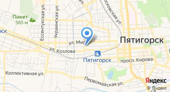 Отдел на КМВ, управление Роскомнадзора по Скфо, ФГУ на карте