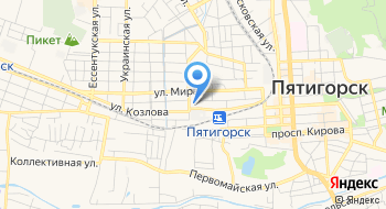 Специалист по йоге Баниц Валерий Витальевич на карте