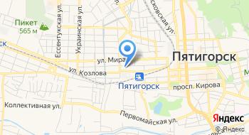 ИФНС по г. Пятигорску Ставропольского края на карте
