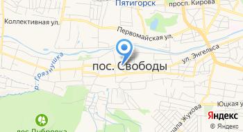 Общество с Ограниченной Ответственностью Региональный Кинологический центр Обеспечения Общественной Безопасности - Кавказские Минеральные Воды на карте