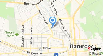 Сleaning-kmv.ru на карте