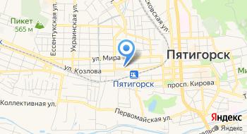 ФГУ управление генеральной прокуратуры на карте
