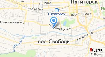 МКДОУ ДетСад №18, Улыбка на карте