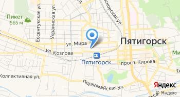 Городское Общество Охотников и Рыболовов на карте