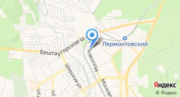 Пятигорский Медицинский колледж, ГБПОУ СК на карте