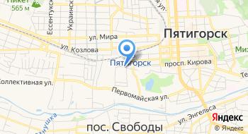 СССР Тур на карте