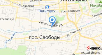 Рустов на карте