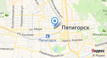 Управление Россельхознадзора по Ставропольскому Краю и Кчр, ФГБУ на карте