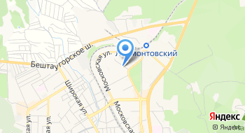 Прогресс, Пятигорский филиал Учебного центра дополнительного профессионального образования на карте
