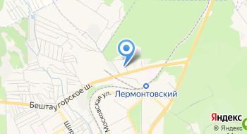Дилерский центр Lada Автостар на карте