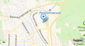 Информационно-Контрольное Бюро на карте